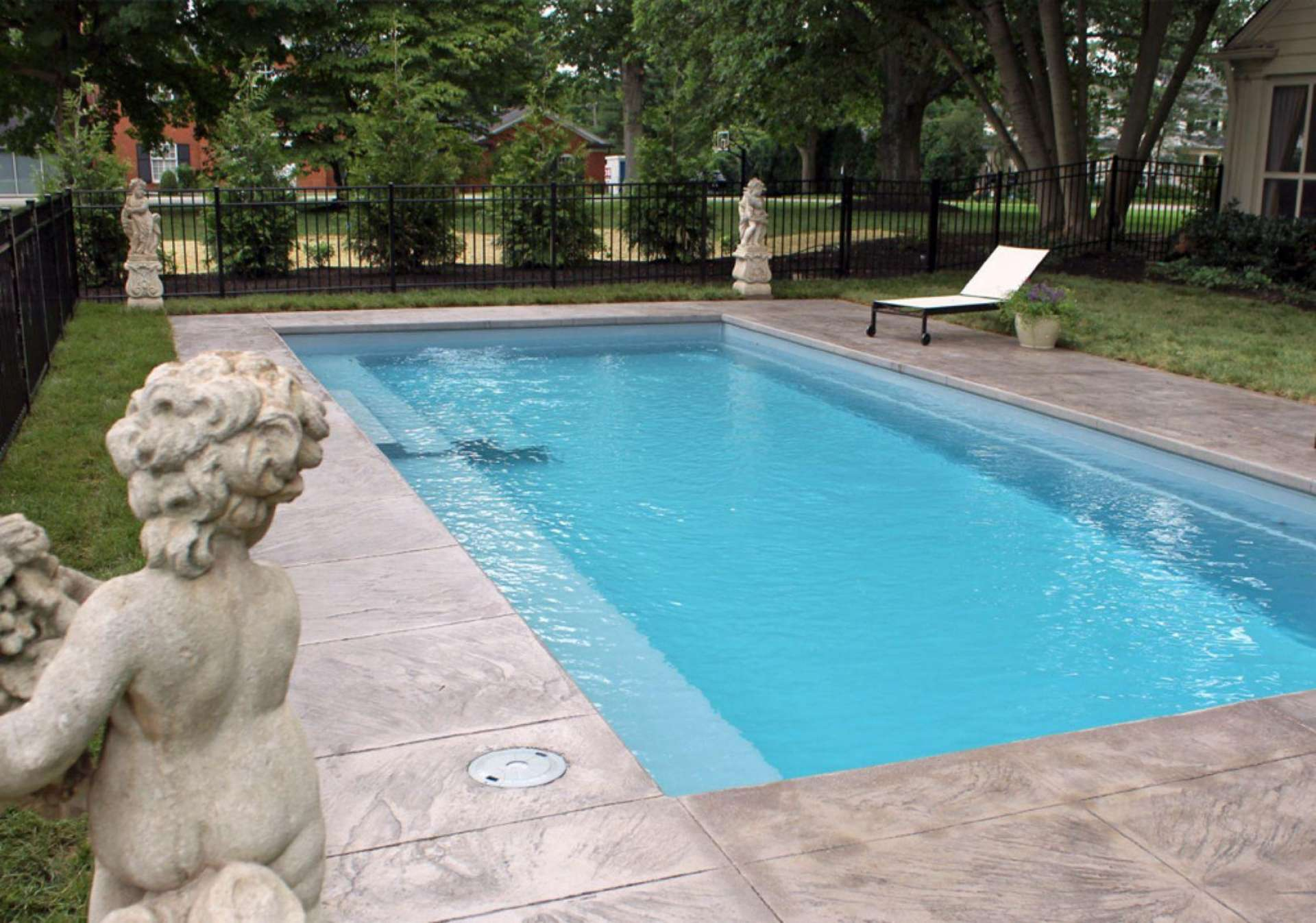 Luxury Fiberglass Swimming Pools | Imagine Pools