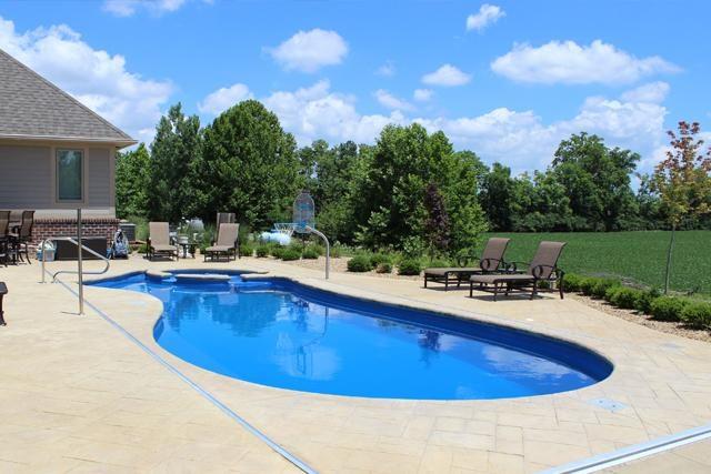 The Brilliant Fiberglass Swimming Pool Imagine Pools